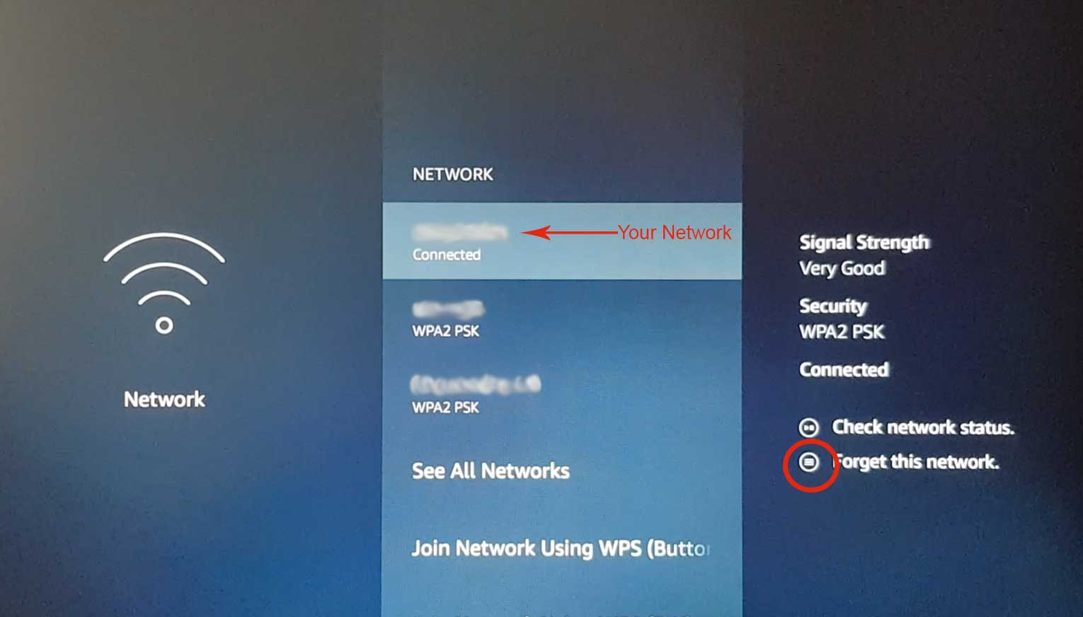 How to set up Smart DNS on Amazon Fire TV – BulletVPN