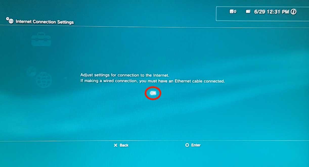 How to Setup Smart DNS on PS3 – BulletVPN